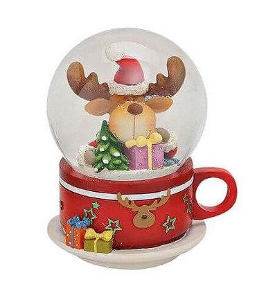 boule à neige cerf magasin de cadeaux bruxelles boutique de cadeaux de noël brussels décoration noël shopping bruxelles