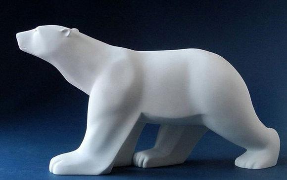 ours blanc françois pompon ours francois pompon ours pompon sculpture pompon ours en résine