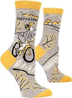 chaussettes fantaisies pour femme Blue q cadeau une cycliste cadeau pour femme vélo boutique la folie des cadeaux bruxelles