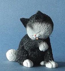 chat dubout la petite toilette les chats de dubout parastone chat dubout belgique chats dubout bruxelles sculpture parastone