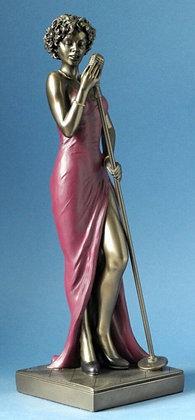parastone le monde du jazz sculpture parastone figurine chanteuse bruxelles boutique cadeau bruxelles boutique cadeaux