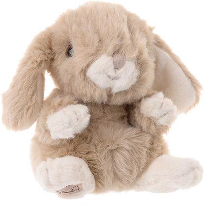 peluche lapin 15 cm lapin blanc peluche bukovski belgique cadeau pour enfant cadeau pour bébé cadeau de noël enfant livraison