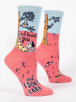 chaussettes fantaisies pour femme Blue q cadeau pour femme magasin cadeau bruxelles la folie des cadeaux bruxelles