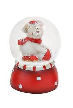 boule à neige père noel magasin de cadeaux bruxelles boutique de cadeaux de noël brussels marché de noël Brussels