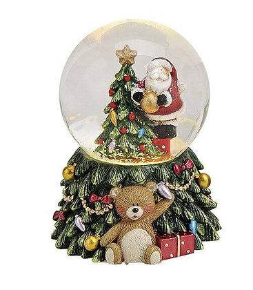 boule à neige père noel magasin de cadeaux bruxelles boutique de cadeaux de noël brussels décoration noël Bruxelles