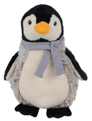 Peluche pinguin cadeau enfant cadeau bébé cadeau de noël pour enfant peluche de noël
