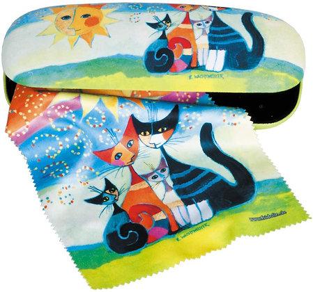 etui à lunette chat rosina wachtmeister cadeau pour femme bruxelles magasin ouvert le dimanche bruxelles forest