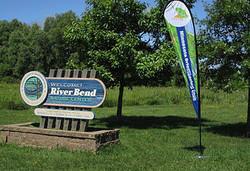 RiverBend Sign