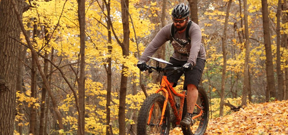 Mountain Bike orienteering