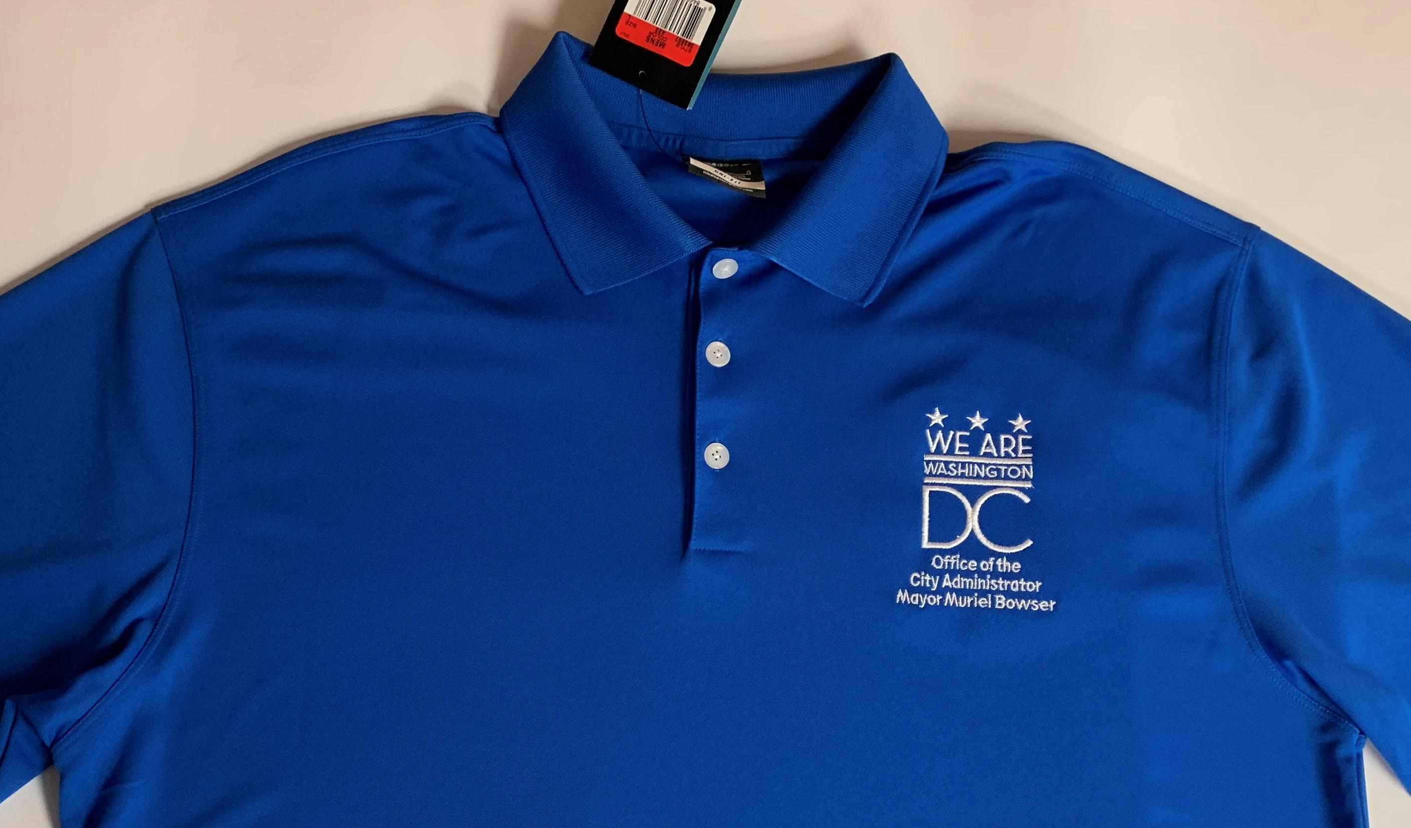 Nike Embroidery Polo Shirt