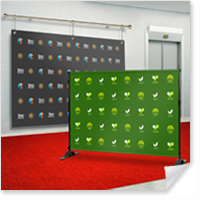 Step and Repeat Banners​