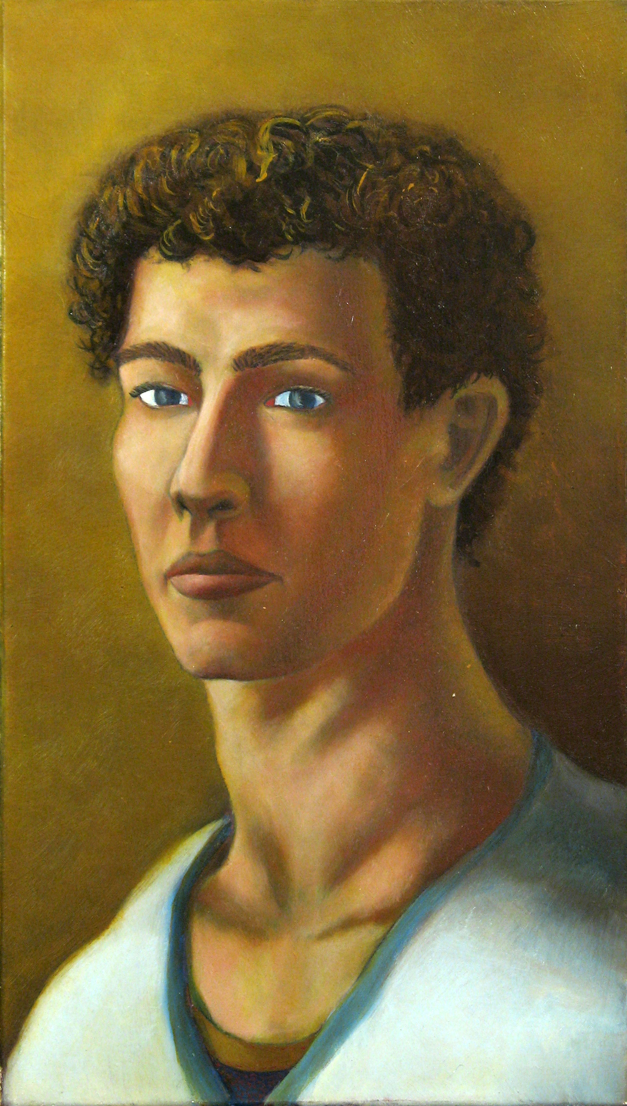 Self Portrait as a Mannerist
