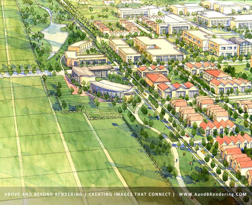 University Siteplan