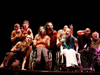 Dancers in wheelchairs? Karen Peterson mixed-ability troupe back on Miami stage