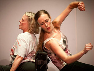 An Unusual Event: Karen Peterson and Dancers