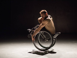 Forward Motion disability dance fest a challenging treat