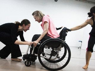 Mixed ability dance company creates unique forms of expression