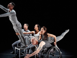 I use a wheelchair and I'm still happily dancing - and coming to Miami