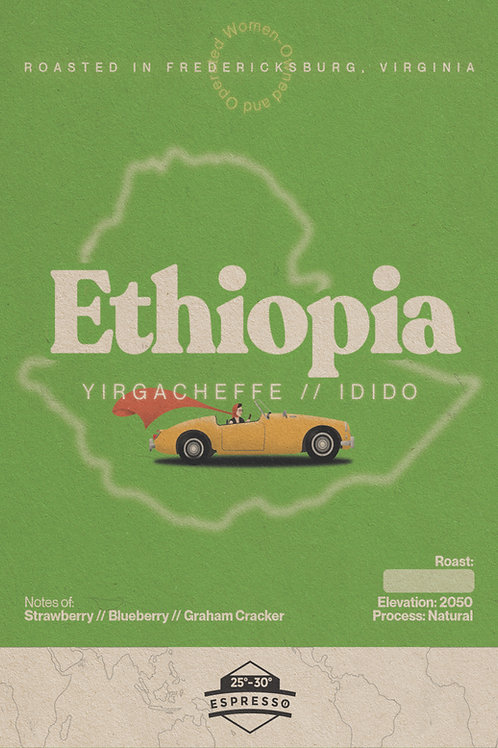 Ethiopian Natural - Idido