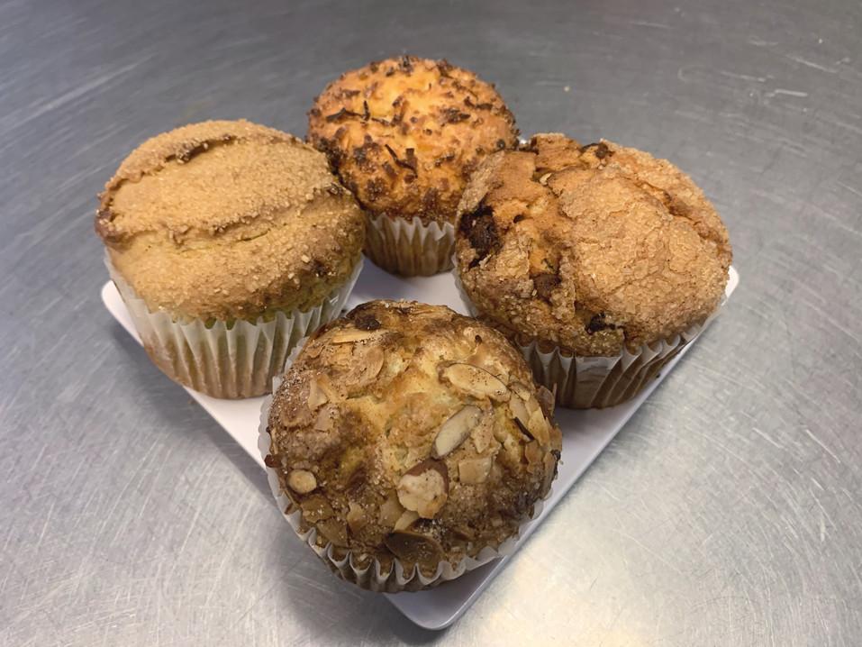 housemade muffins
