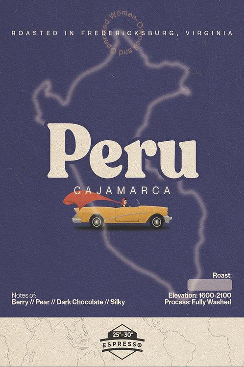 Peru - Cajamarca- 12oz.