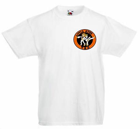 Little Kubz One Sided Print Cotton T-Shirt