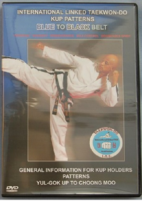 ITF Taekwondo - Blue - Black Belt DVD