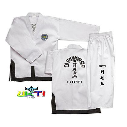 UKTI Black Belt Suit (1st-3rd Degree)