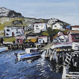 McCallum Newfoundland painting | Mike Fantuz