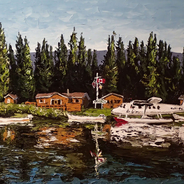 Flowers River Lodge