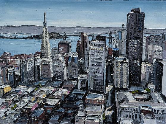 What's Between - San Francisco