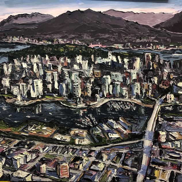 Vancouver wall art | Mike Fantuz