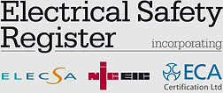 Electrical Safety Register approval