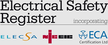Electrcal Safety Register approved