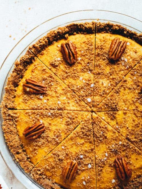Pumpkin Pie! GF