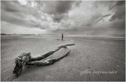 Sur la plage 6