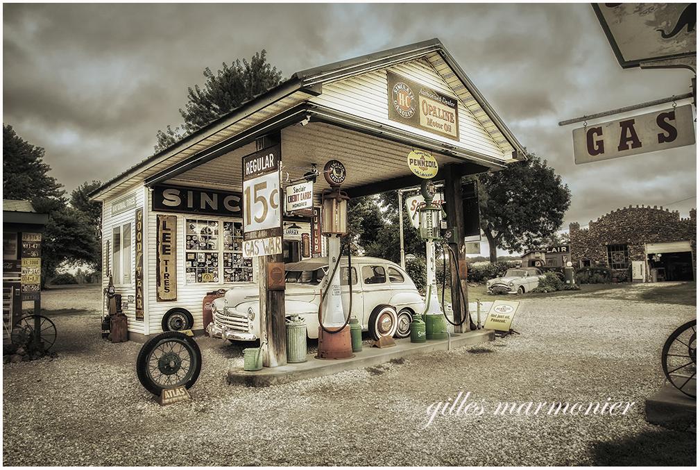 Garage Sinclair 2