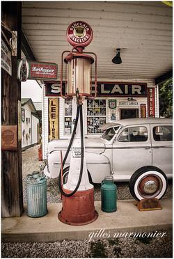 garage Sinclair