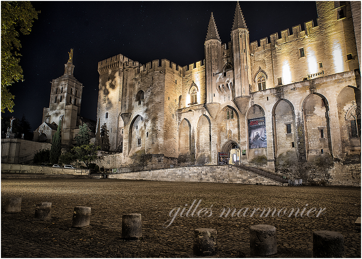Palais des papes Avignon 1