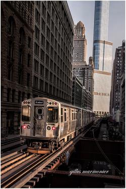 métro de Chicago 4
