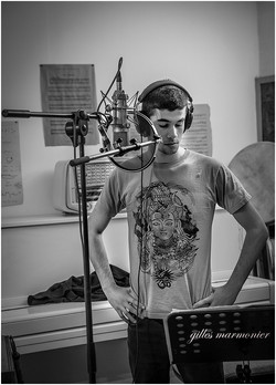 Ilan au studio Koala