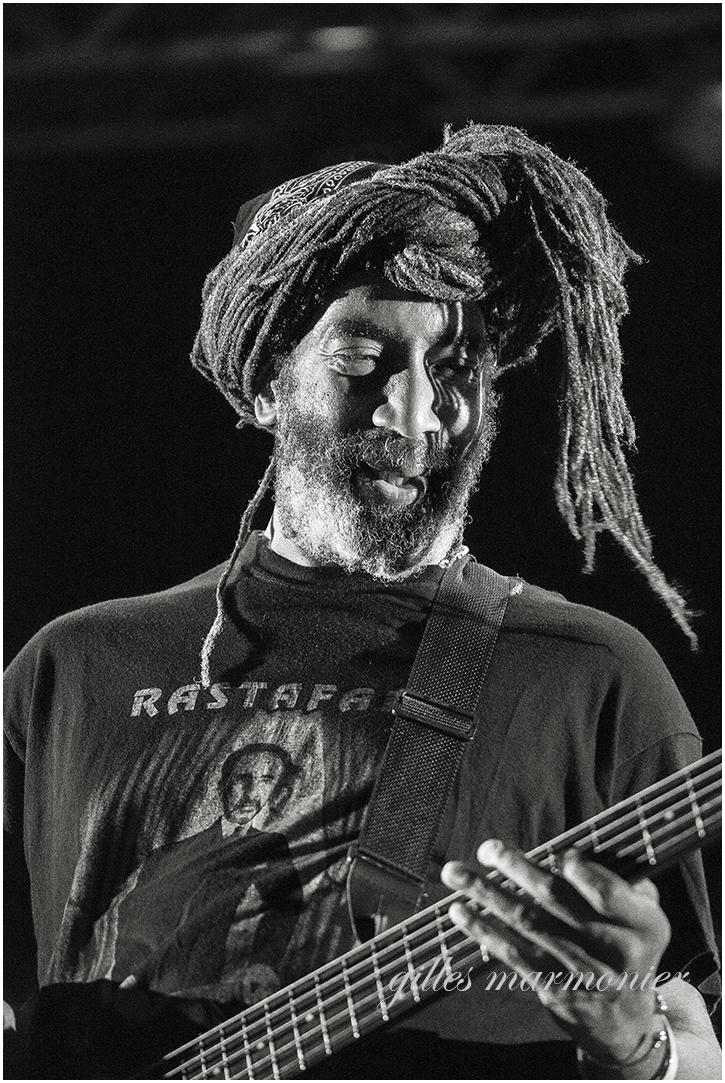 Jumbo ,bassiste de Tiken Jah Fakoly