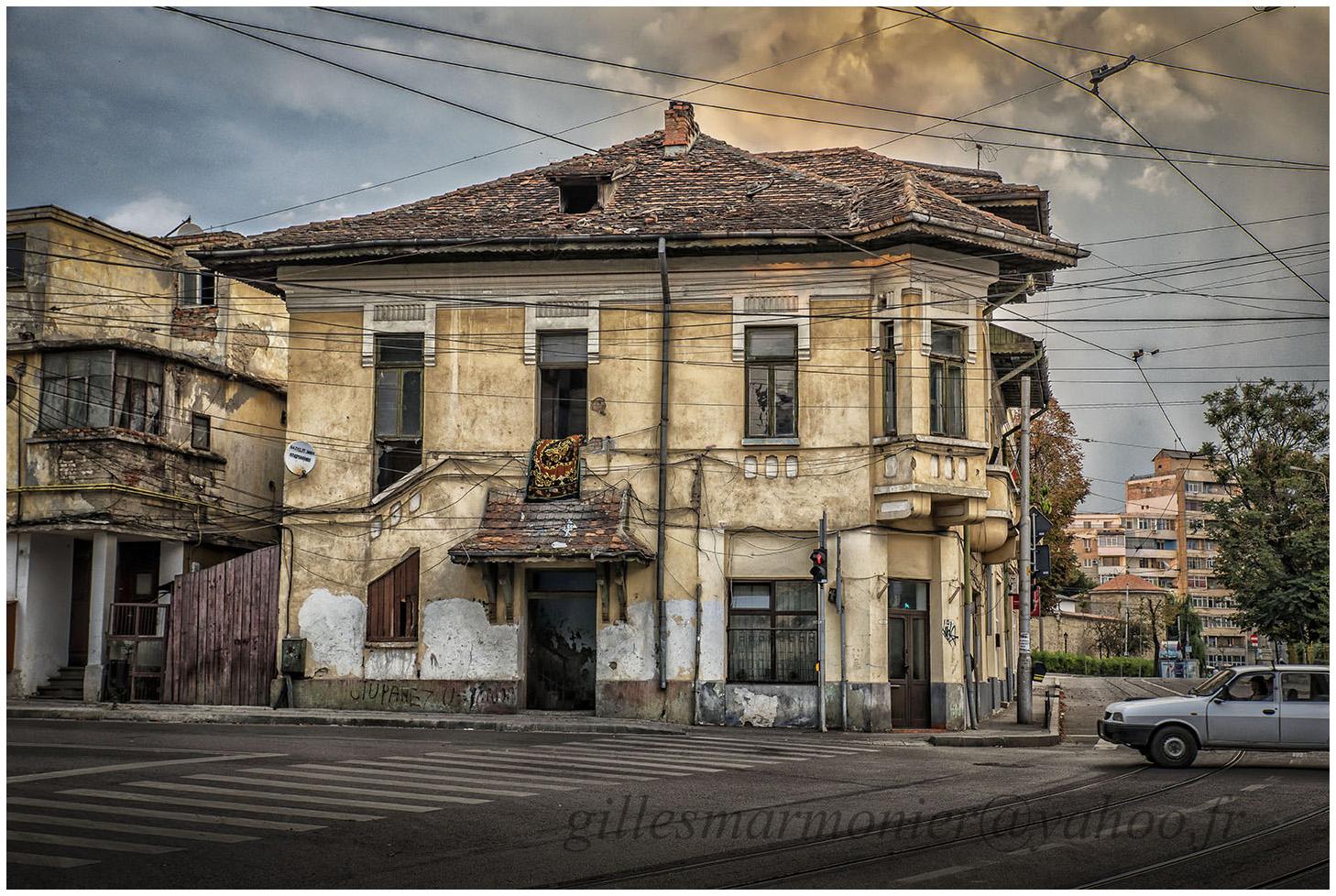 Iaci ,Roumanie