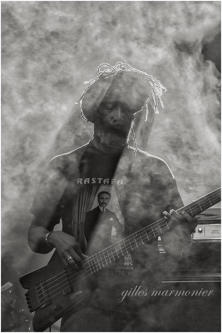 _Jumbo,bassiste de Tiken Jah