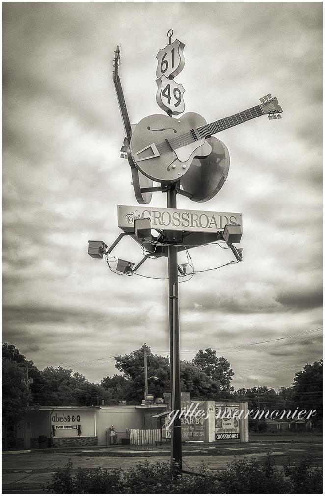 Le Crossroad ,Clarksdale ,Mississippi