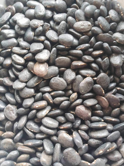 Organic Black Tepary Beans