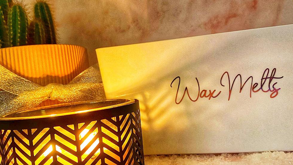 Wax Melt Storage Box
