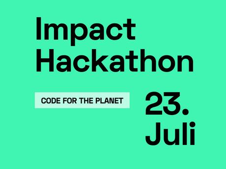 Für Kurzentschlossene: Macht mit beim Impact Hackathon von matched.io!
