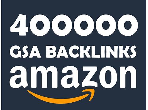 アマゾンストア 40万バックリンク制作します。トラフィック増加で販売に影響を与える事が期待されます。