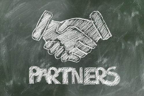Business Partner only  ビジネスパートナー専用